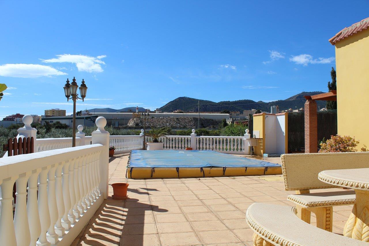 «REBAJADO» Cortijo en Alhama de Almeria