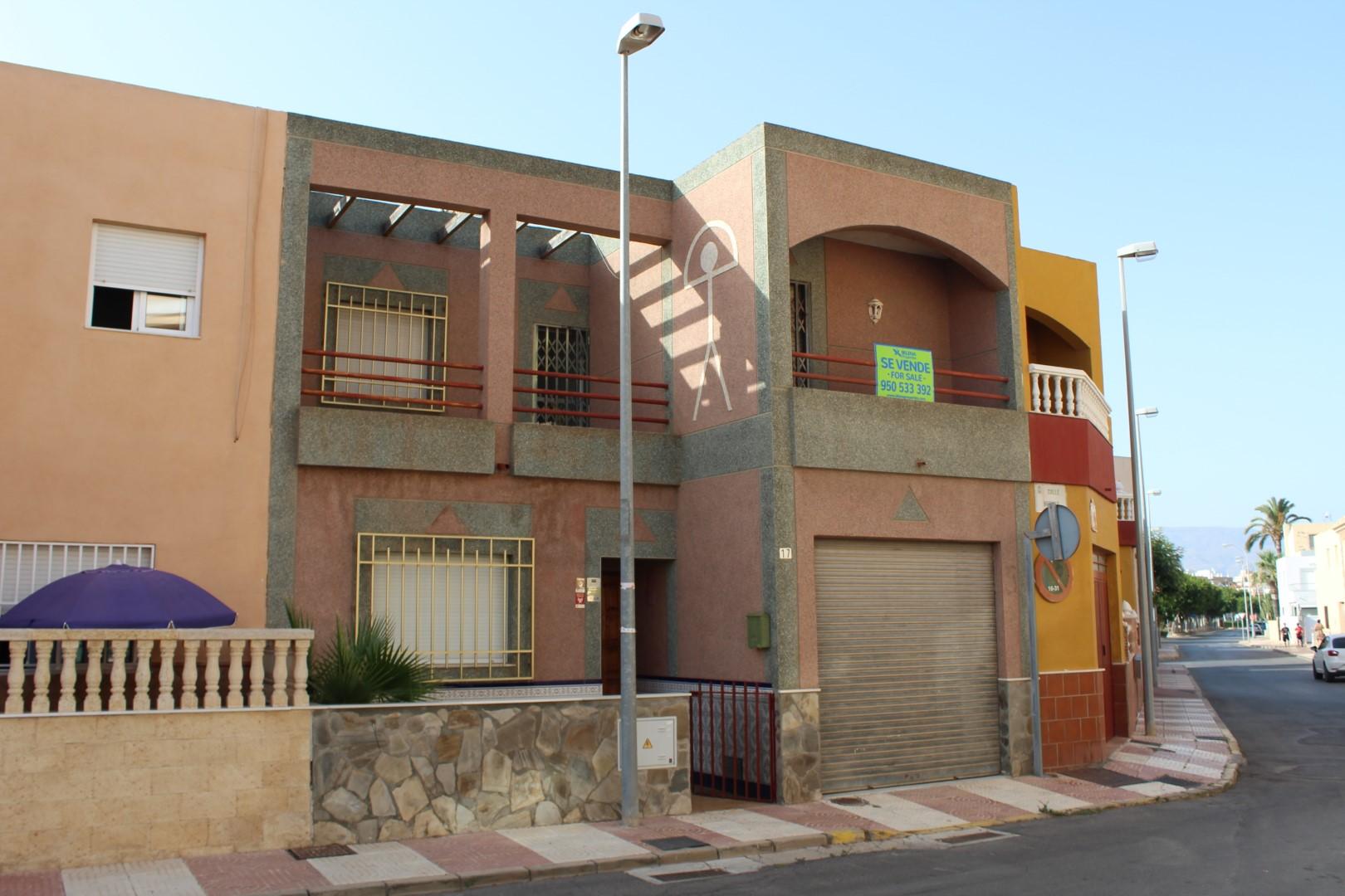 Duplex zona Paseo de Los Baños, Roquetas de Mar