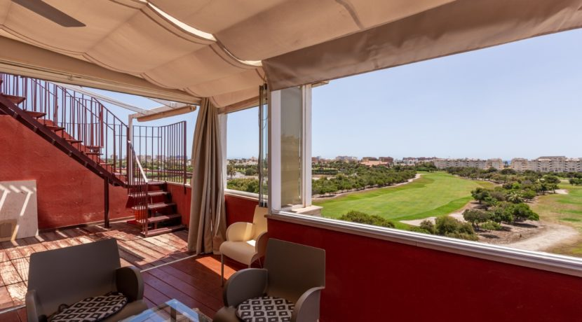Atico Duplex Pelicanos Golf & Beach I (46)